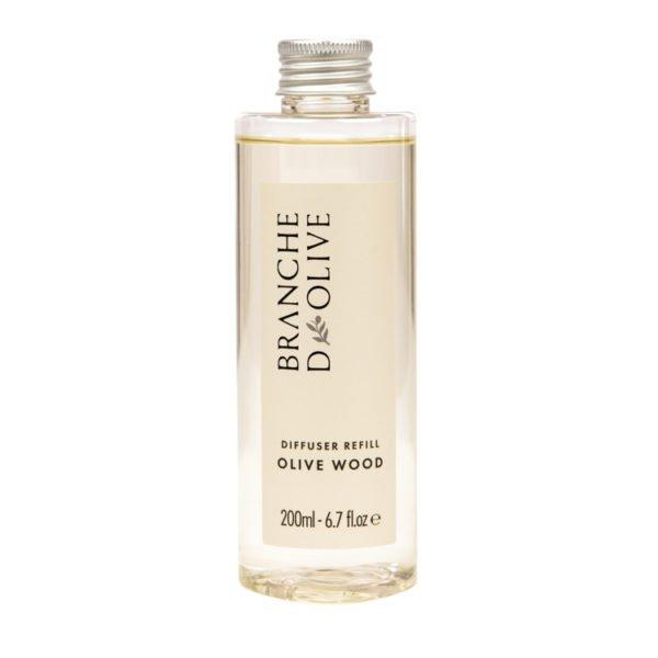 Branche d'Olive Olive Wood fragranced Diffuser Refill bottle