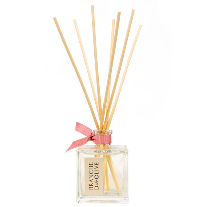 Branche d'Olive Old Rose scented Room Diffuser