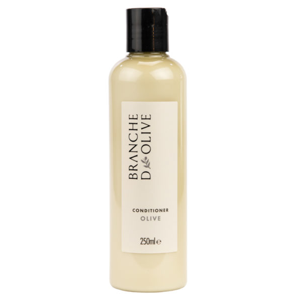 Bottle of Branche d'Olive Conditioner fragranced with Olive
