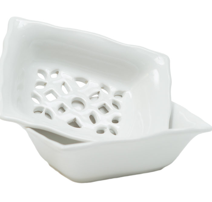 Soap Dish (Medium) takes our 100g soap