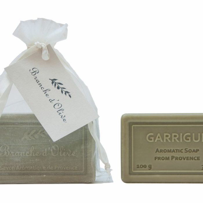 Bagged Hand Soap (100g/3.5oz) - Garrigue (Citrus Cologne)-0