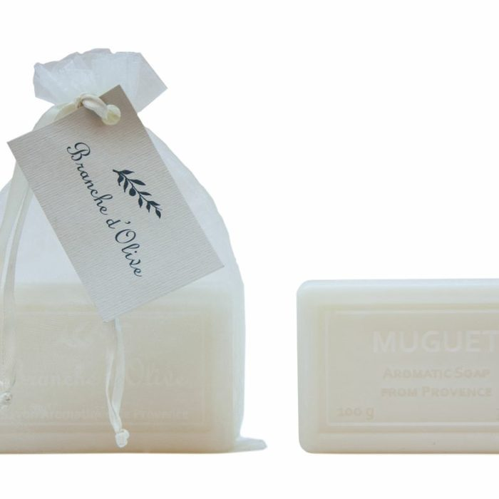 Bagged Hand Soap (100g/3.5oz) - Muguet (Lily/Valley)-0