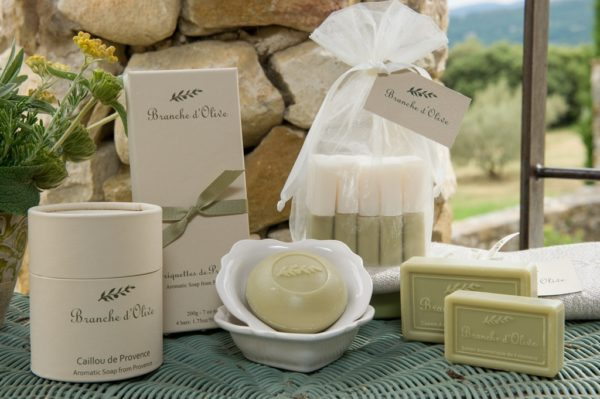 Garrigue Soap - Group Shot