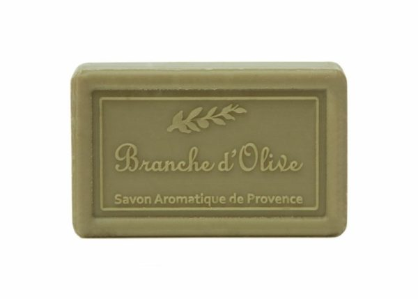 Wrapped Hand Soap (100g/3.5oz) - Garrigue (Citrus Cologne)-889