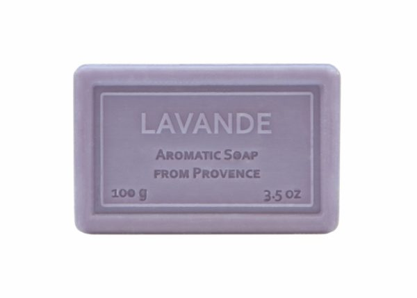 Wrapped Hand Soap - Lavender