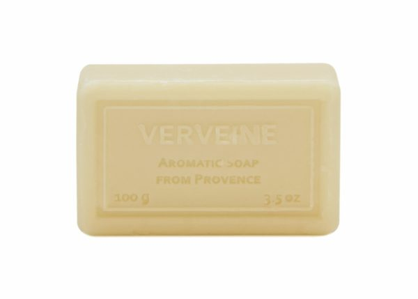 Wrapped Hand Soap (100g/3.5oz) - Verveine (Lemon Verbena)-0